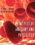 Principles of Anatomy and Physiology, 12th ed. with Atlas and Registration Card