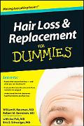 Hair Loss & Replacement for Dummies