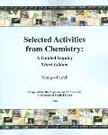 Selected Activities from Chemistry