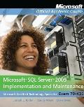 Microsoft SQL Ser. 2005 Implement.. - with CD