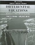 Differential Equations An Introduction to Modern Methods and Applications