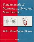 Fundamentals of Momentum, Heat and Mass Tra