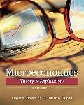 Microeconomic Theory and Applicatio