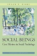 Social Beings: A Core Motives Approach t