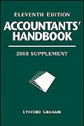 Accountants' Handbook, 2 Volume Set, 2008 Supplement