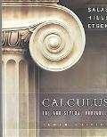 Calculus One and Several Variables 10th Ed Textbook + Student Solutions Manual