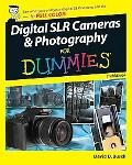 Digital SLR Cameras & Photography for Dummies