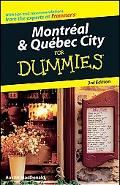 MontrAl and QuBec City for Dummies