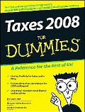 Taxes 2008 For Dummies