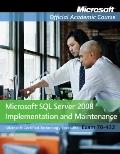 Microsoft SQL Server 2005 Database Server Infrastructure, Exam 70-444 Package