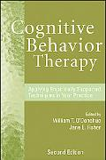 Cognitive Behavior Therapy: A