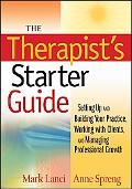 The Therapist's Starter Guide