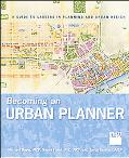 Becoming an Urban Plann