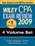CPA Exam Review 2009