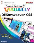 Teach Yourself VISUALLY Dreamweaver CS4