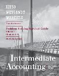 Intermediate Accounting 13E Problem Solving Survival Guide Volume 1