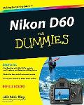 Nikon D60 for Dummiesr