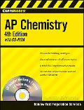 CliffsNotes AP Chemistry with CD-ROM