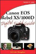 Canon EOS Rebel XS 1000D Digital Field Guide