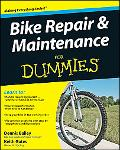Bike Repair & Maintenance For Dummies (For Dummies Series)