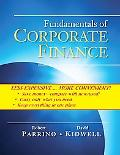 Fundamentals of Corporate Finance Binder Ready Version