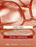 Microeconomics, Study Guide: Theory and Applications