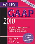 Wiley GAAP: Interpretation and Application of Generally Accepted Accounting Principles 2010