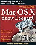 Mac OS X Snow Leopard Bible