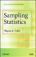 Sampling Statistics (Wiley Series in Survey Methodology)