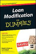 Loan Modification For Dummies (For Dummies (B