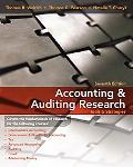 Accounting Research: Tools and Strategies