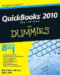 QuickBooks 2010 All-in-One For Dummies (For Dummies (Computers))