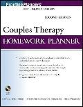 Brief Couples Therapy Homework Planner (PracticePlanners)