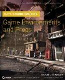 Maya Studio Projects: Game Environments and Props