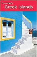 Frommer's Greek Islands (Frommer's Complete)