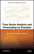 Time Series Analysis and Forecasting by Example (Wiley Series in Probability and Statistics)