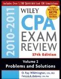 Wiley CPA Examination Review, Problems and Solutions (Wiley CPA Examination Review Vol. 2: P...