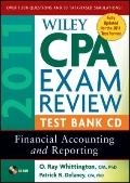 Wiley CPA Exam Review 2011 Test Bank : Financial Accounting and Reporting
