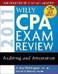 Wiley CPA Exam Review 2011, Auditing and Attestation