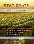 Statistics, Binder Ready Version: Principles and Methods