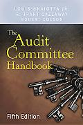 The Audit Committee Handbook