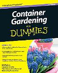 Container Gardening For Dummies