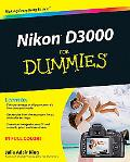 Nikon D3000 For Dummies (For Dummies (Computer/Tech))