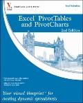 Excel PivotTables and PivotCharts: Your visual blueprint for creating dynamic spreadsheets