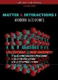 Matter and Interactions Vol. I, Modern Mechanics, Third Edition Binder Ready Version