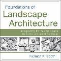 Foundations of Landscape Architecture : Integrating Form and Space Using the Language of Sit...