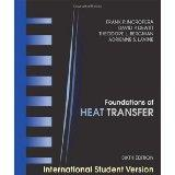 Introduction to Heat Transfer 6th Edition By Theodore L. Bergman, David P. Dewitt, Frank P. ...