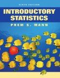 Introductory Statistics Sixth Edition (Canadian ISBN)