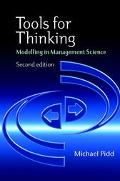 Tools for Thinking Modelling in Management Science