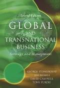 Global and Transnational Business Strategy and Management